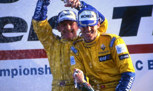 Alain Menu was one of the stars during the Supertouring era with two titles (Photo: btcc.net)