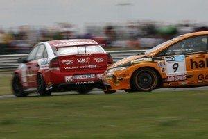 Giovanardi Snetterton 2008 spin