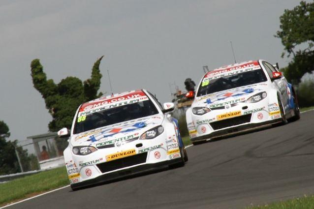 MGs 2013 Snetterton