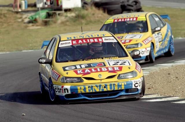 Plato 1997 Snetterton