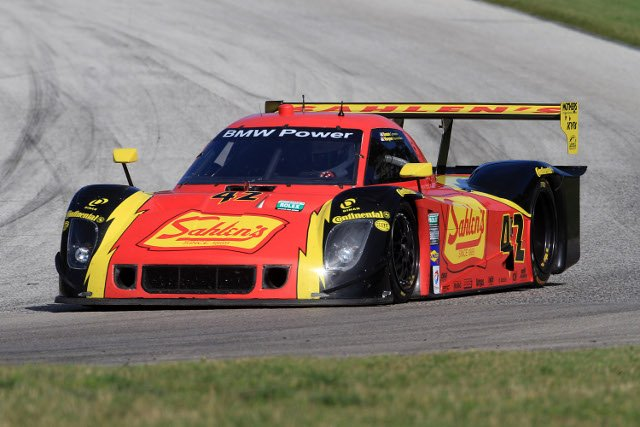 Cameron won pole in a rare qualifying outing (Credit: Grand-Am)