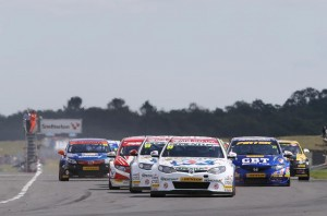 Sam Tordoff Snetterton 2013 start