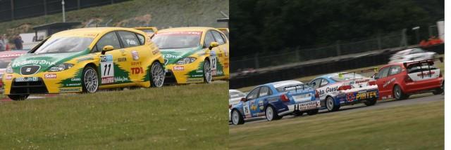 Snetterton 2008 BTCC