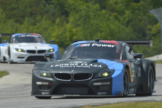 A poor showing snapped a three year run of Road America victories (Credit: Kelsi Nilsson)