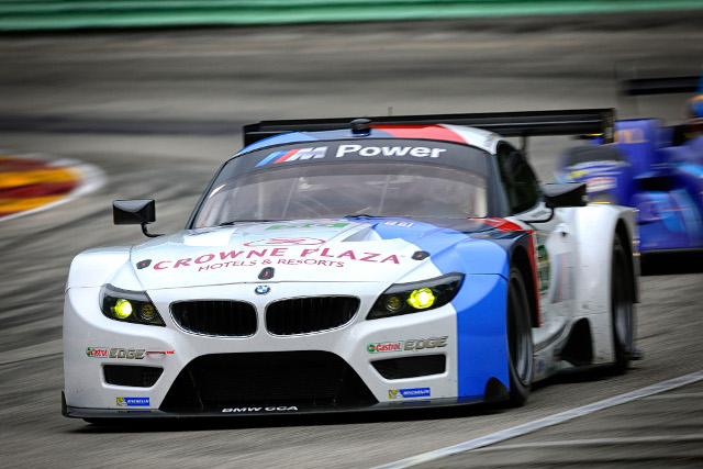 BMW's teams have slipped down the standings in recent races (Credit: BMW AG)