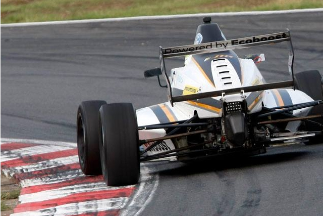 Cammish dominated to win pole for all of the weekend's races (Credit: Formula Ford)