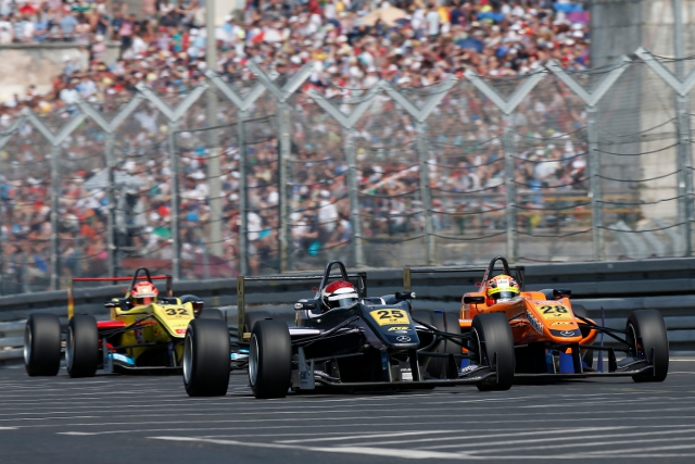 European F3 returns a month after the Norisring weekend (Credit: FIA Formula 3 European Championship/Thomas Suer)