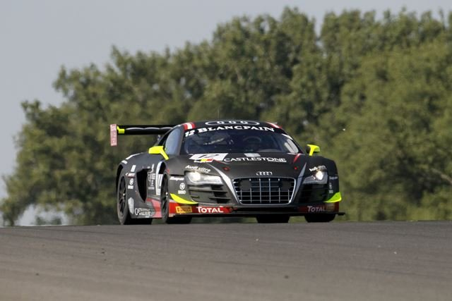 #12 WRT Audi - Photo Credit: V-IMAGES.com/Fabre