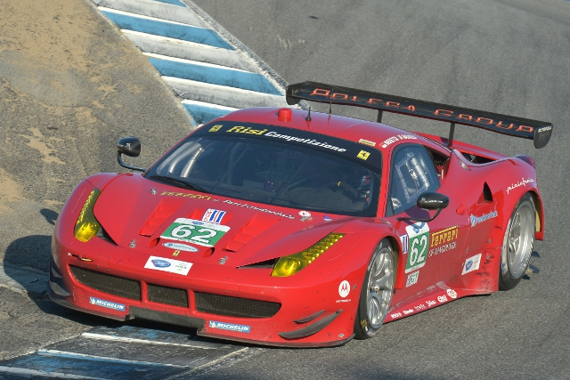 Risi will be looking to topple defending race winnner Team Falken Tire (Credit: Dontae Allen)