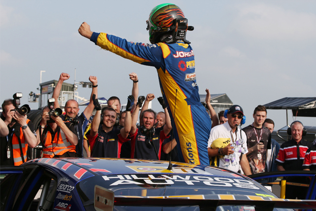 Jordan has won six races in 2013 (Photo: btcc.net)