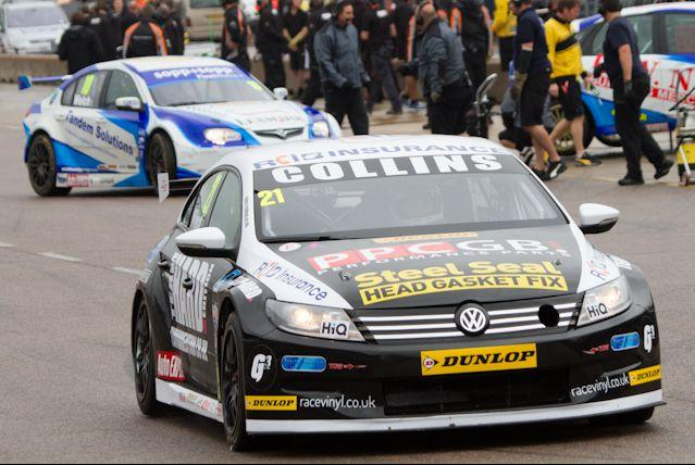 Moffat takes over HARD Passat for final two rounds (Photo: KAN Photography)