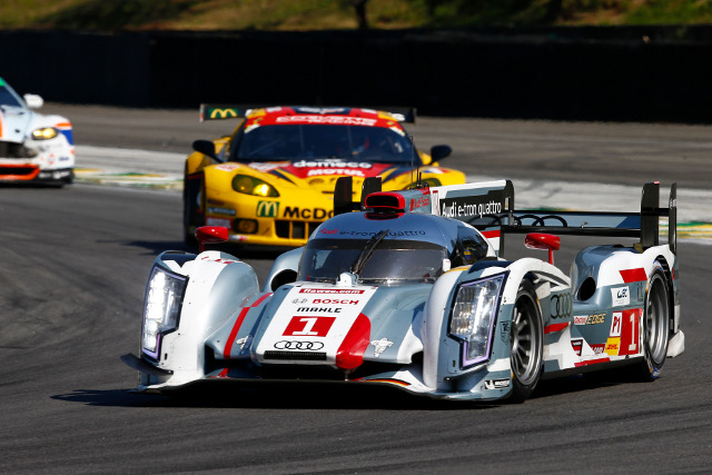 Pitstops proved pivotal in the fight for overall victory (Credit: Frederic le Floch/DPPI)