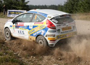 McKenna Took The RallyTwo Honours - Credit: Jakob Ebrey Photography