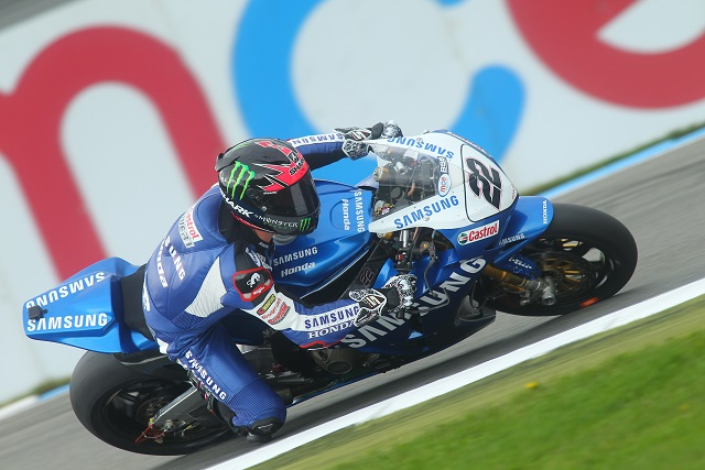 Alex Lowes - Photo Credit: Motorsport Vision