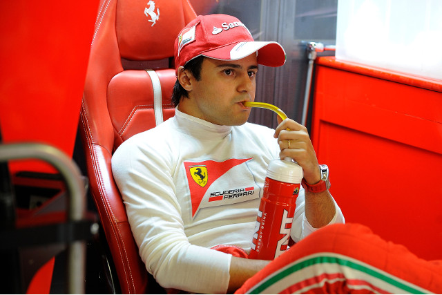 Massa Leaves Ferrari