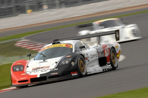 Neil Garner Motorsport's Mosler will start from pole for tomorrow's race (Credit: Chris Gurton Photography)
