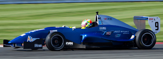 Hickin Impressed On His Scorpio Debut - Credit: ASautosport Photography