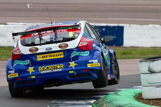 Onslow-Cole fought to ninth in race two on Airwaves debut (Photo: KAN Photography)