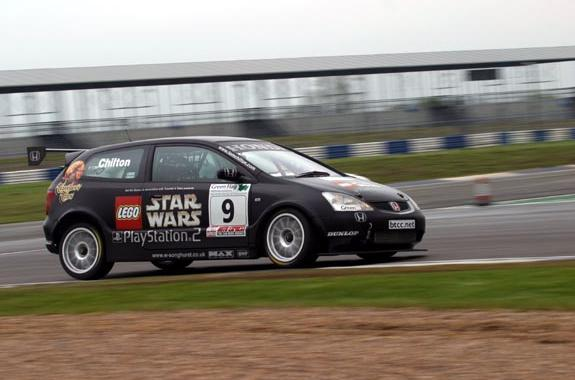Chilton became youngest BTCC winner in 2004 (Photo: Andrew Jackson Photography)