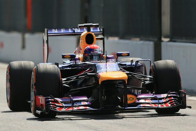 Vettel Italy 07Sep13