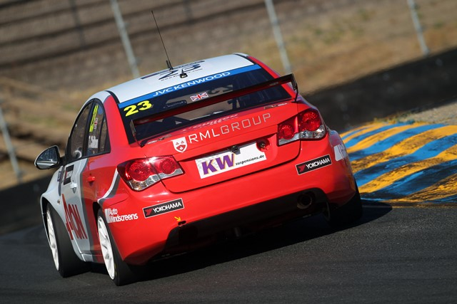 Tom Chilton - Photo Credit: FIA WTCC