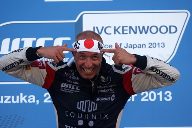 Tom Coronel - Photo Credit: FIA WTCC