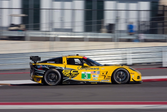 Garcia and Magnussen took the best from the Austin weekend (Credit: Richard Prince/Corvette Racing Photo)