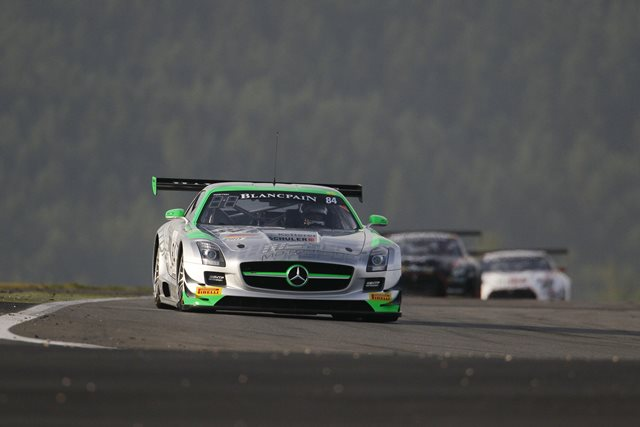 HTP Mercedes - Photo Credit: VIMAGES/Fabre