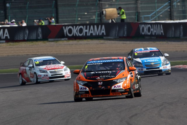 Norbert Michelisz - Photo Credit: FIA WTCC