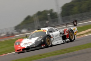 Morcillo put the Mosler on provisional pole late in the session (Credit: Chris Gurton Photography)