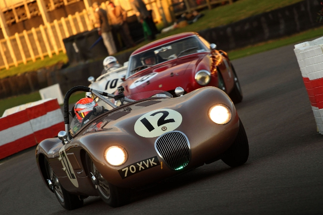 Friday's 90-minute Freddie March Trophy begins the 2013 Revival racing (Credit: Goodwood Circuit)