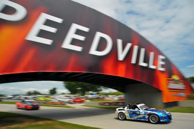 Road America (Credit: CJ Wilson Racing)