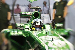 Photo Credit: Caterham F1 Team
