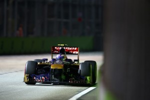 Photo Credit: Scuderia Toro Rosso