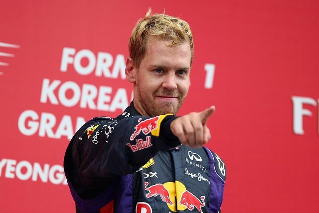 Sebastian Vettel - Photo Credit: Clive Mason/Getty Images