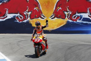 Marc Marquez took the final U.S. GP victory for the time being (Photo Credit: Repsol Honda)