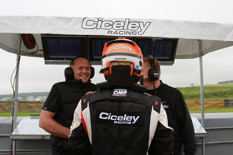 Adam Morgan, Ciceley Racing 2013