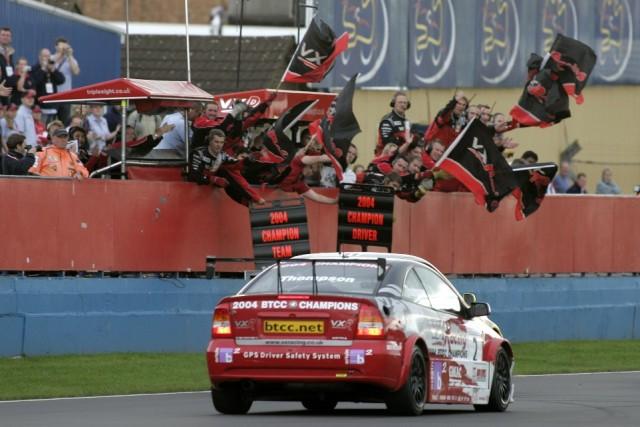 BTCC 2004 Donington
