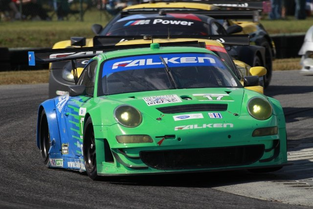 Team Falken Tire (Credit: Porsche North America)