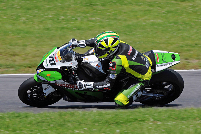 Freddy Foray appeared in BSB last year with Quattro Plant Kawasaki - Photo Credit: Jon Jessop