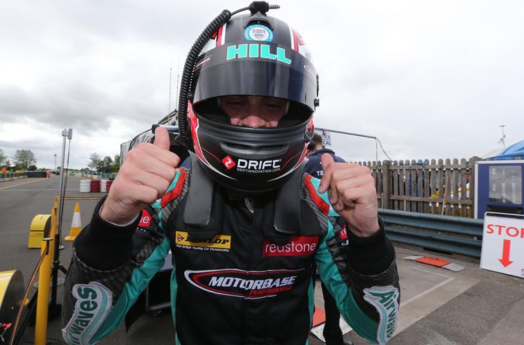 Jake Hill Croft win 2013