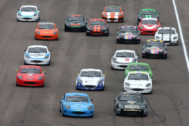 Ginetta Juniors 2010 - Credit: Jakob Ebrey Photography