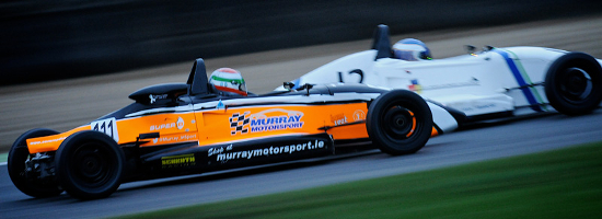 Murray Was In Supreme Form At Brands Hatch - Credit: JDH Motorsport Photography.com