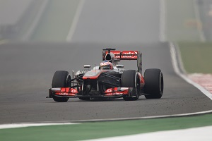 Photo Credit: Vodafone McLaren Mercedes
