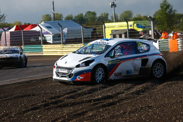 British Rallycross Championship, 29th September 2013