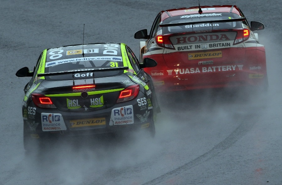 Shedden Goff 2013 Brands Hatch GP