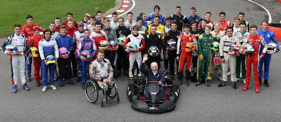 The 2013 Henry Surtees Challenge Field - Credit: Jakob Ebrey Photography