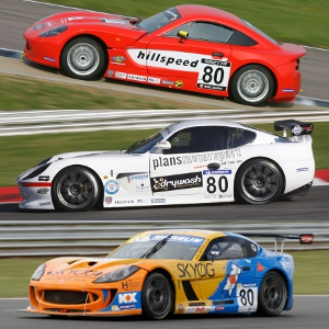 Ingram Has Tasted Title Success In Three Ginetta Models - Credit: Jakob Ebrey Photography