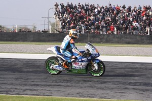 The new Argentine venue met with popular approval during testing in July (Photo Credit: MotoGP.com)
