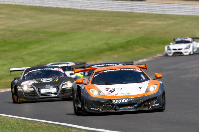 Von Ryan Racing's McLaren is one of several team returning after missing the preview round (Credit: Jakob Ebrey Photography)